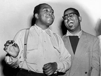 Dizzy Gillespie and Charlie Parker