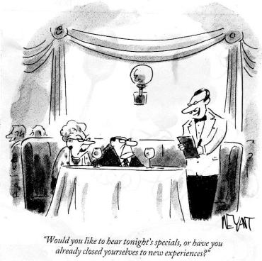 New Yorker Elder Cartoon