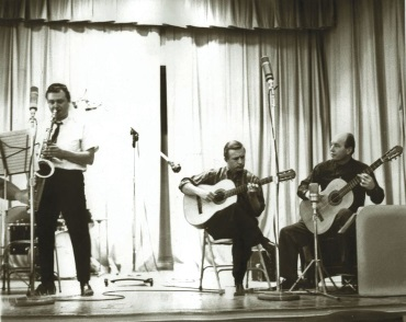 Stan Getz and Charlie Byrd
