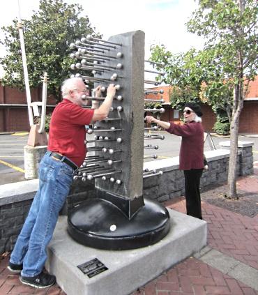 RonniPeterSculpture