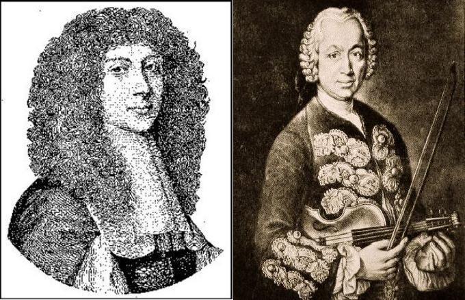 Carl Heinrich Graun and Johann Gottlieb Graun
