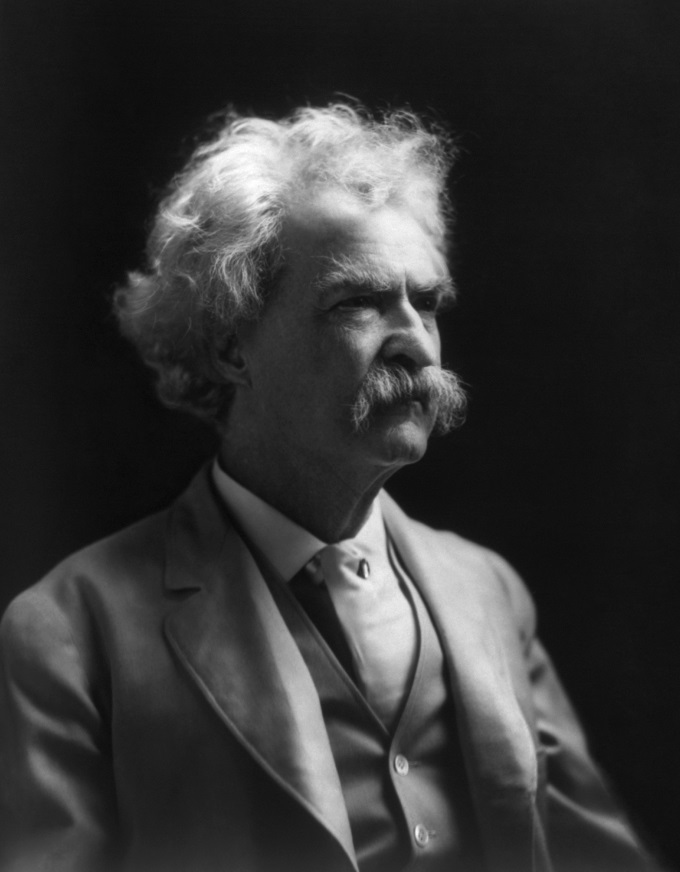 Twain1909CreditAFBradley