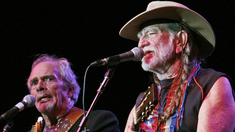 Willie Nelson &amp ;Merle Haggard