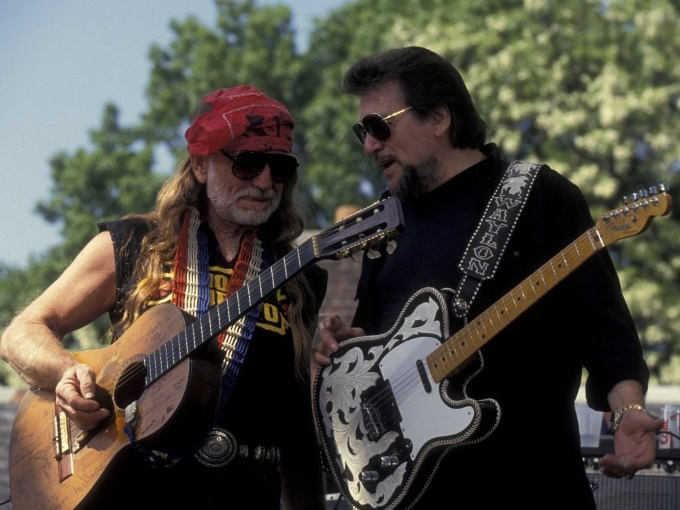 Willie Nelson & Waylon Jennings