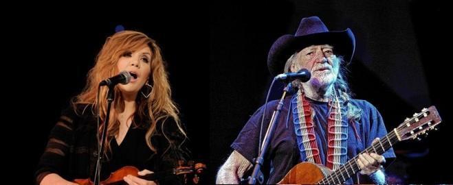 Willie Nelson & Alison Krauss