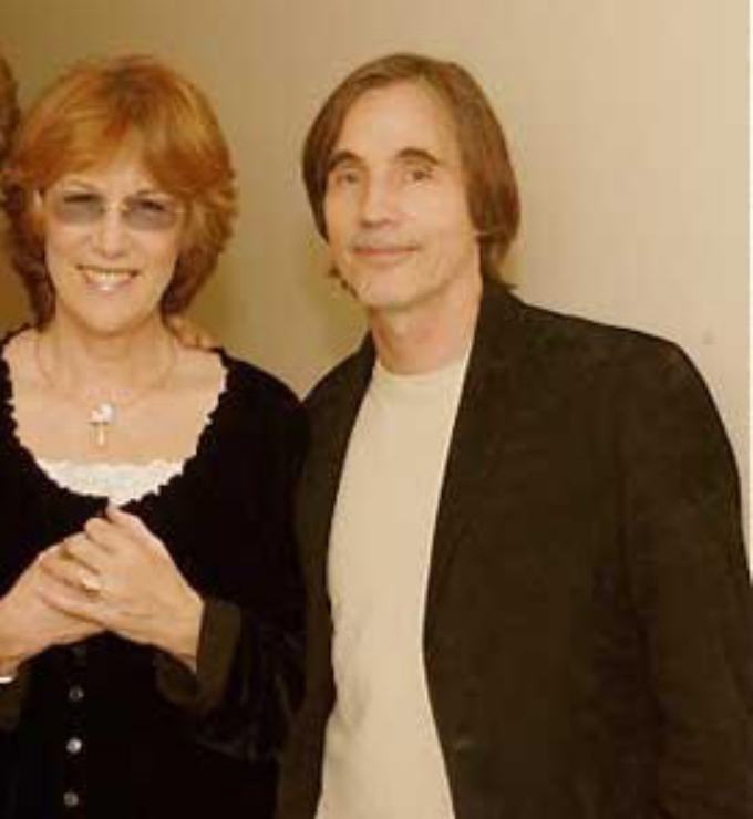 Jennifer Warnes &amp ;Jackson Browne