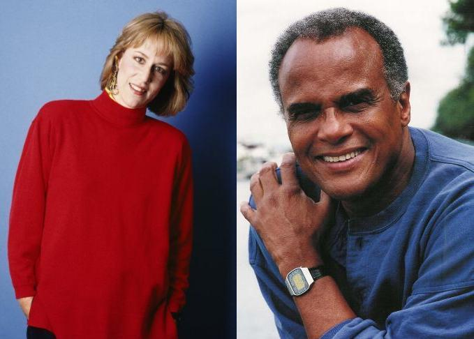 Jennifer Warnes & Harry Belafonte
