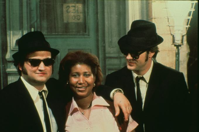 Blues Brothers & Aretha