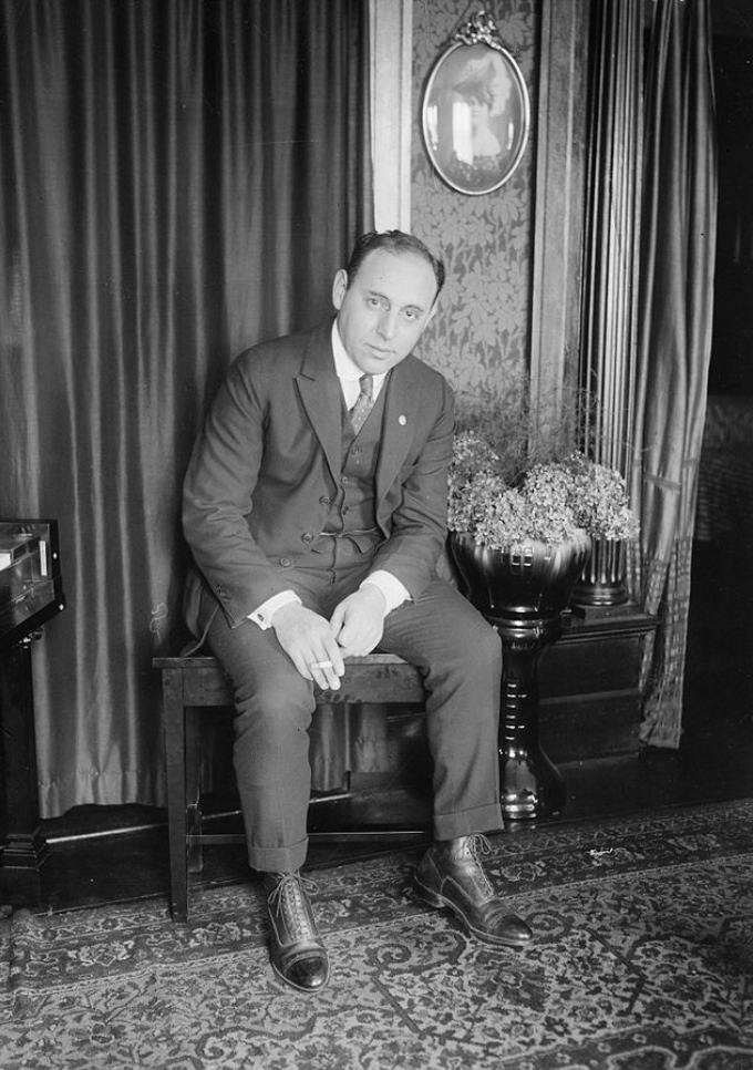 Arthur Fields