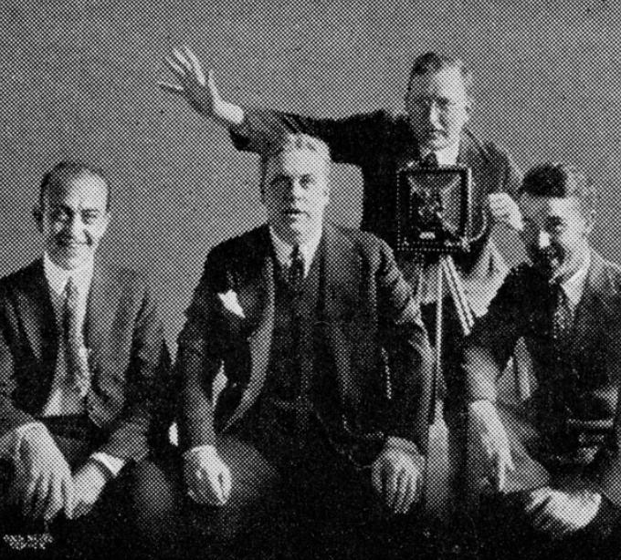 The Peerless Quartet