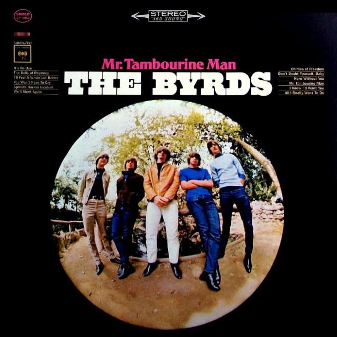Byrds-Tambourine
