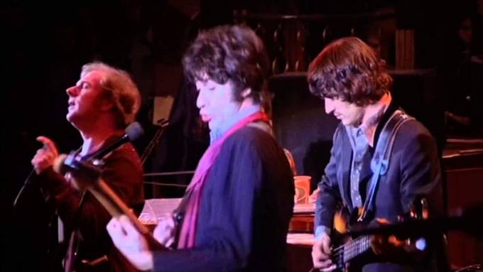 Van & The Band