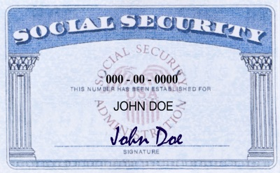 Social-security-card