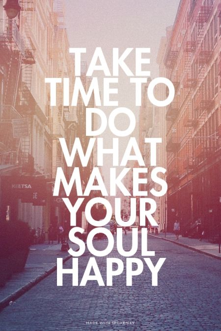 Makeyoursoulhappy1