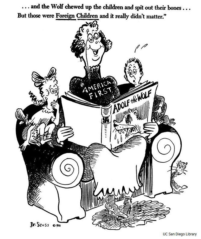 Seuss WWII