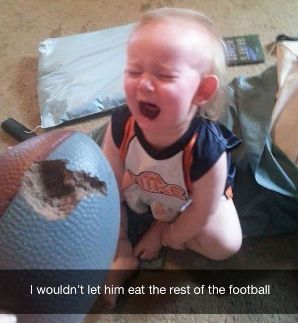 FootballCryingFootball