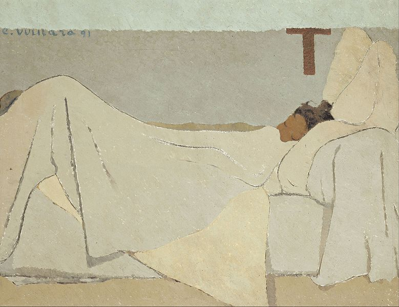 Edouard_Vuillard_-_In_Bed_-_Google_Art_Project