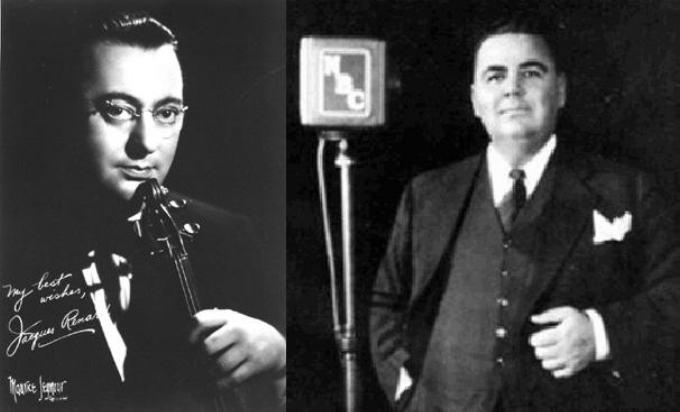 Jacques Renard & Frank Munn
