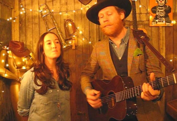 Jarrod & Claire
