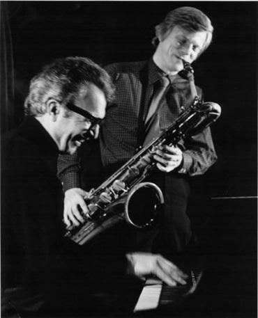 Dave Brubeck & Gerry Mulligan
