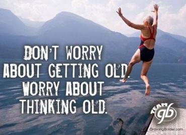 Thinking Old