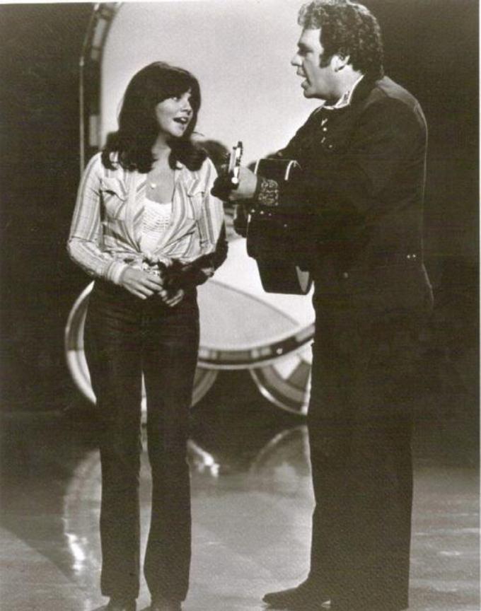 Linda Ronstadt & Hoyt Axton
