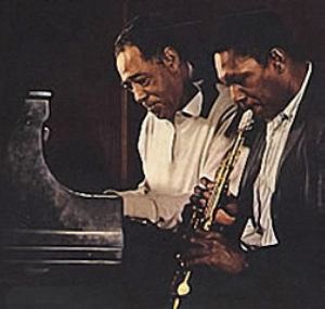 Duke Ellington &John Coltrane