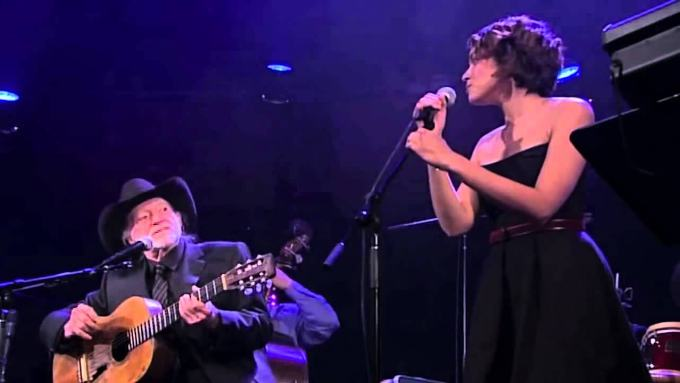 Willie Nelson &Norah Jones