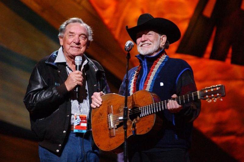 Willie Nelson & Ray Price
