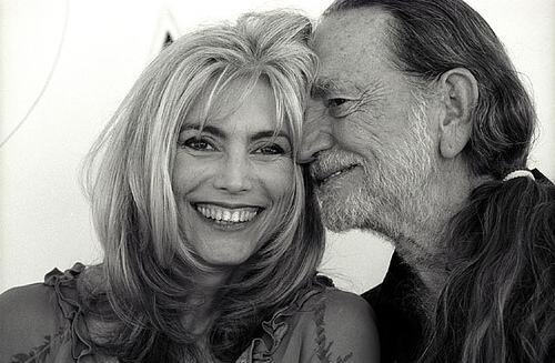 Willie Nelson & Emmylou Harris