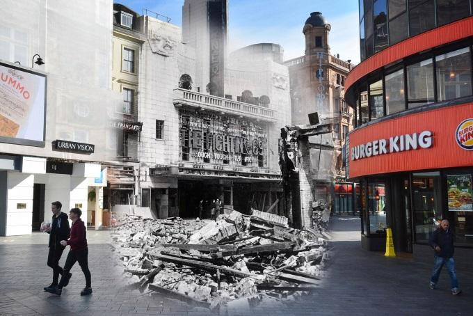 Blitz Leicester Square