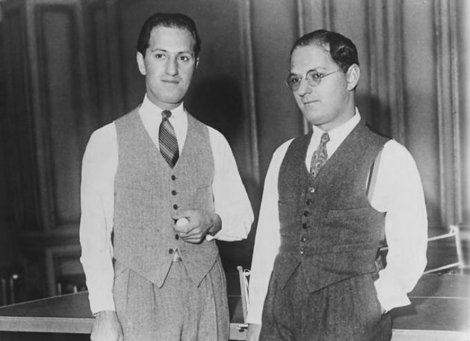 George & Ira Gerswhin