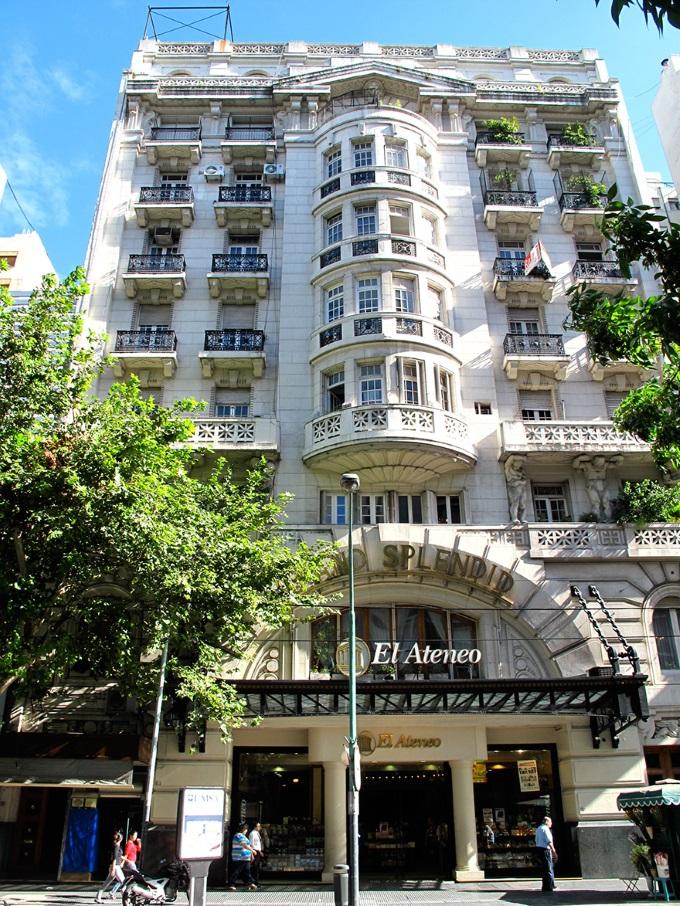 Buenos-aires-bookstore-theatre-el-ateneoexterior