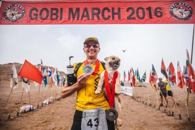 Gobi End of Race