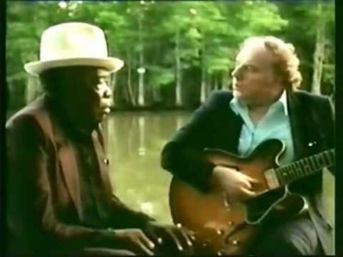 Van & John Lee Hooker