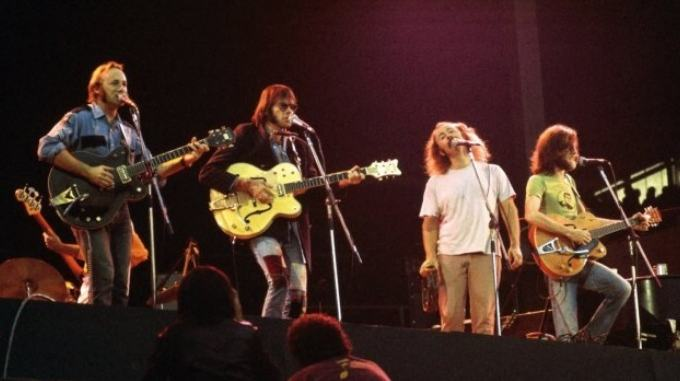 Crosby, Stills, Nash and Young