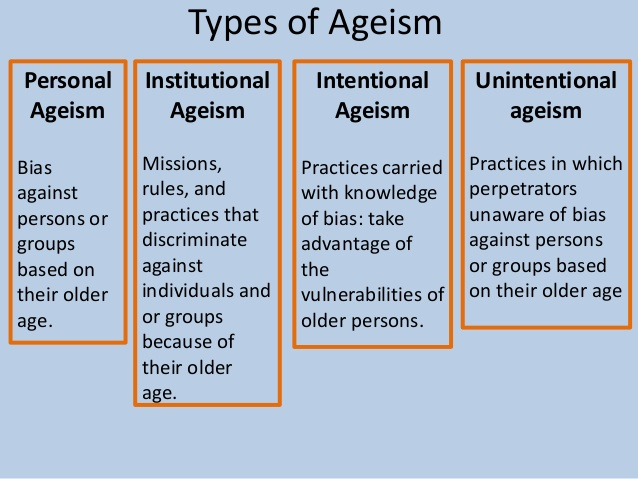 Ageism In Healthcare Time Goes By