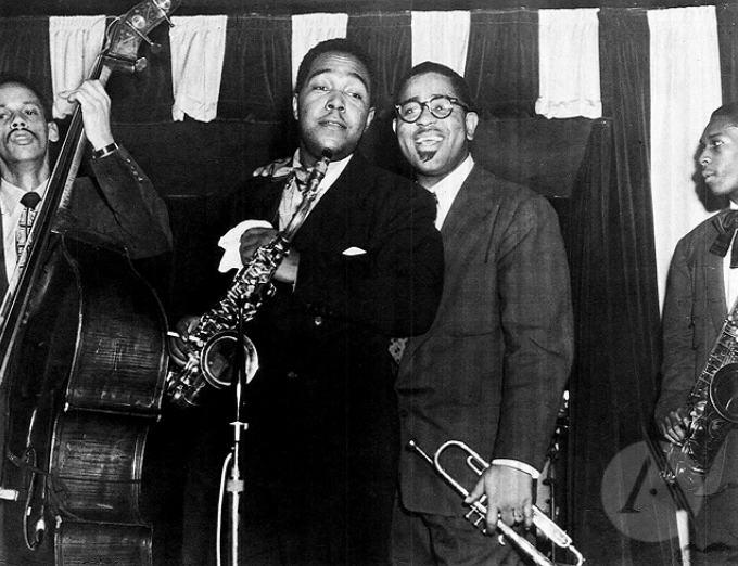 Dizzy Gillespie & Charlie Parker