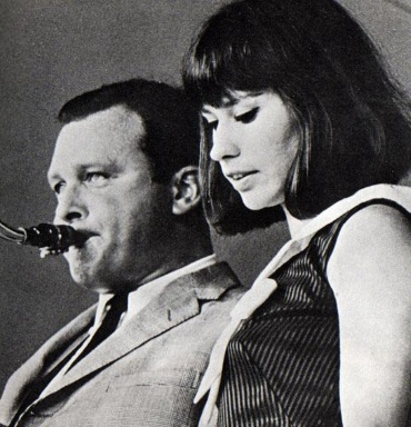 Stan Getz and Astrid Gilberto