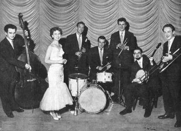 Chris Barber Jazz band