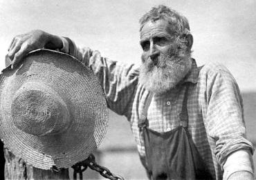 Old farmer, pinterest