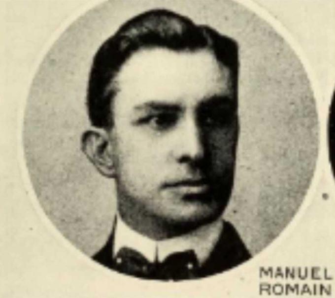 Manuel Romain