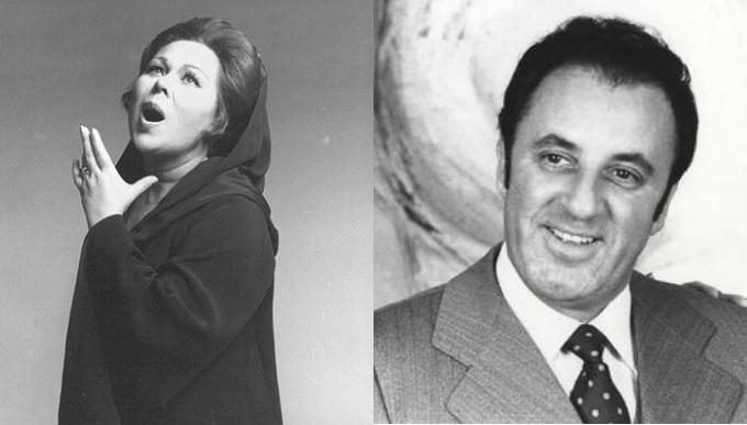 Renata Scotto & Carlo Bergonzi