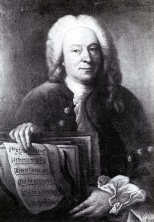 Johann Christoph Bach