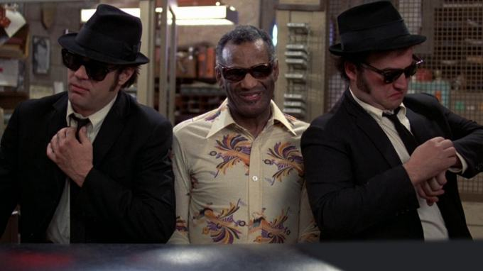 Blues Brothers & Ray