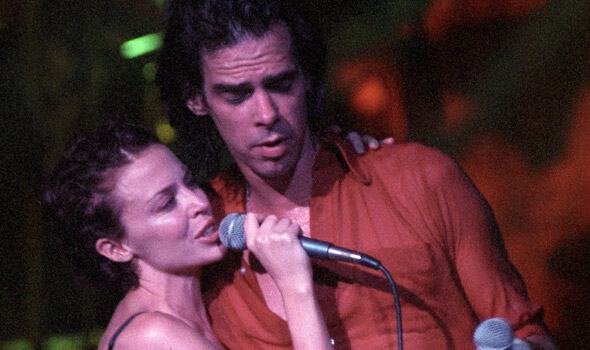 Nick Cave & Kylie Minogue