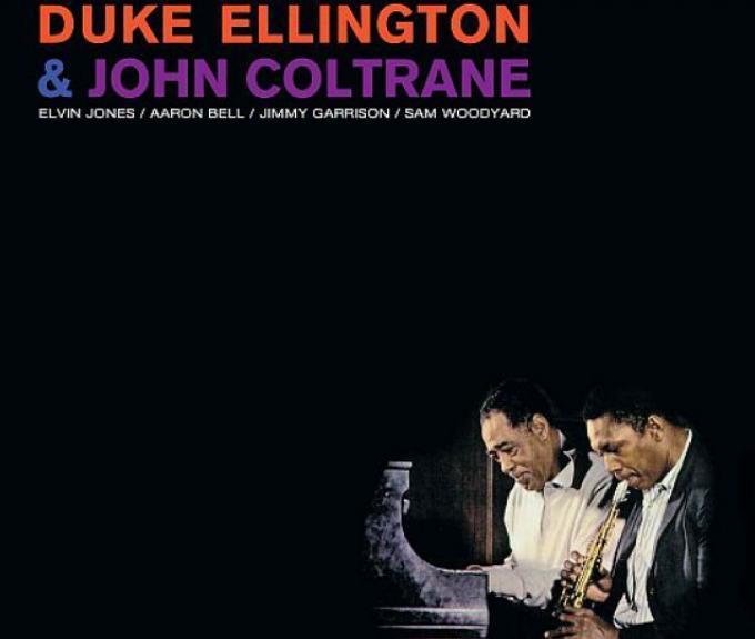 Ellington-Coltrane