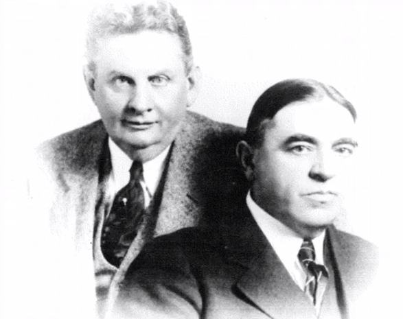 Arthur Collins & Byron Harlan