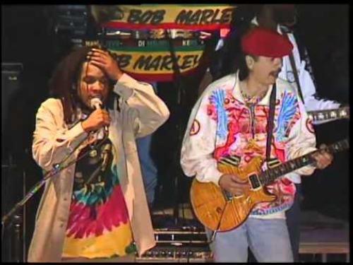 Carlos Santana & Ziggy Marley