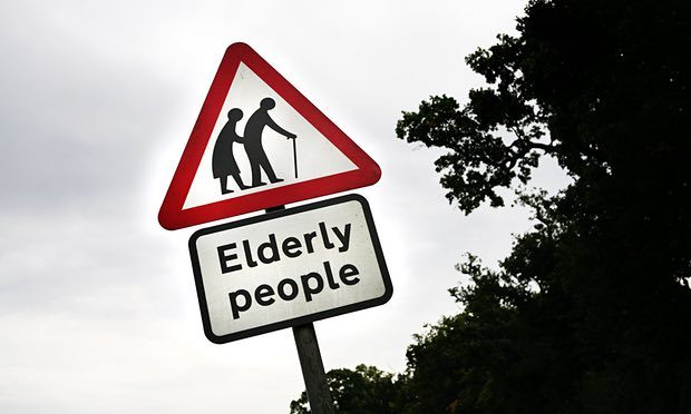 Elderroadsign